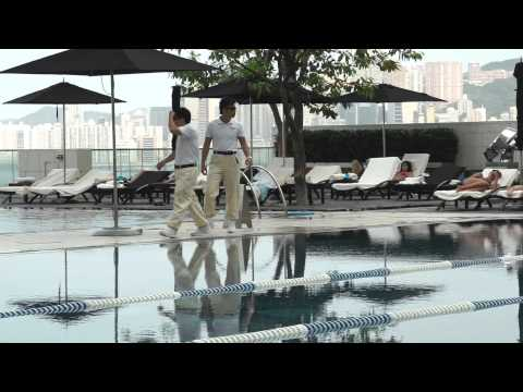 Four Seasons Hotel Hong Kong - Pool