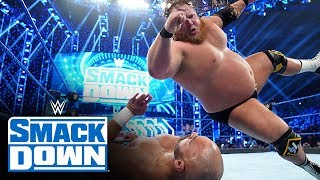 Shorty G & Ali vs. Heavy Machinery vs. Lucha House Party vs. The Revival: SmackDown, Dec. 6, 2019