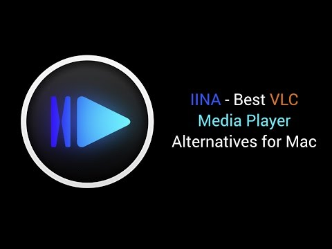 IINA - Best VLC Media Player Alternatives for Mac