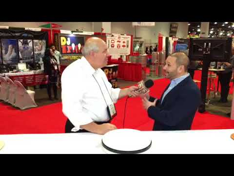 Culinary-TV Talks to New York WaterMaker at the 2018 Pizza Expo