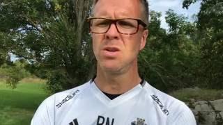 Intervju med Rikard Norling (SvenskaFans.com)