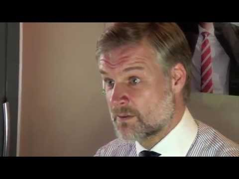 EXCLUSIVE: Steven Pressley's first interview as Fleetwood Town manager