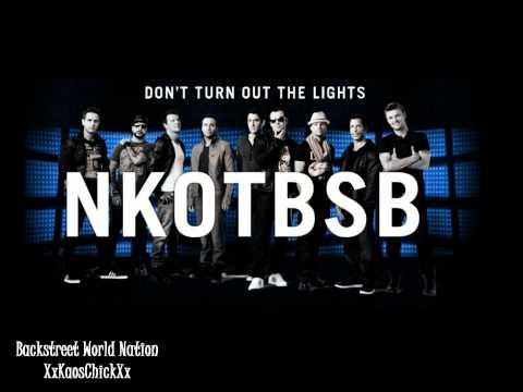 Dont Turn Out The Lights -- NKOTBSB (Lyrics)