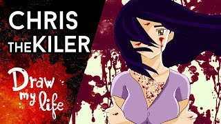 CHRIS THE KILLER 🔪 La NOVIA de JEFF THE KILLER - Draw Club