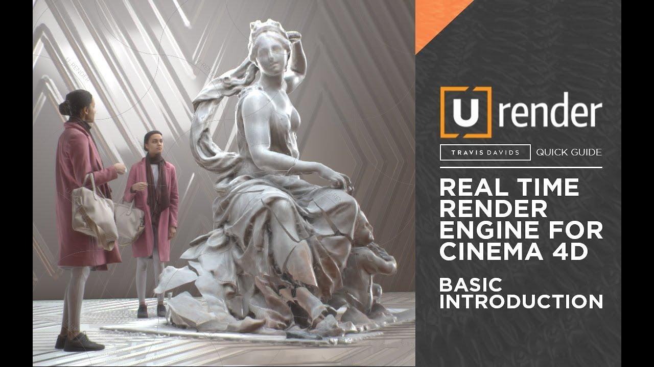 free render engine for cinema 4d
