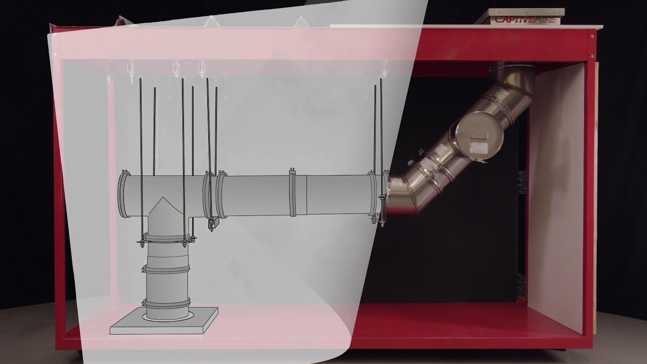 Single Wall & Double Wall Grease Duct