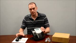 Inter Tel 8622 IP Phone Overview
