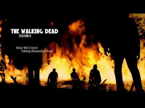 The Walking Dead  Season 6 OST  Bear McCreary : Taking Alexandria Back