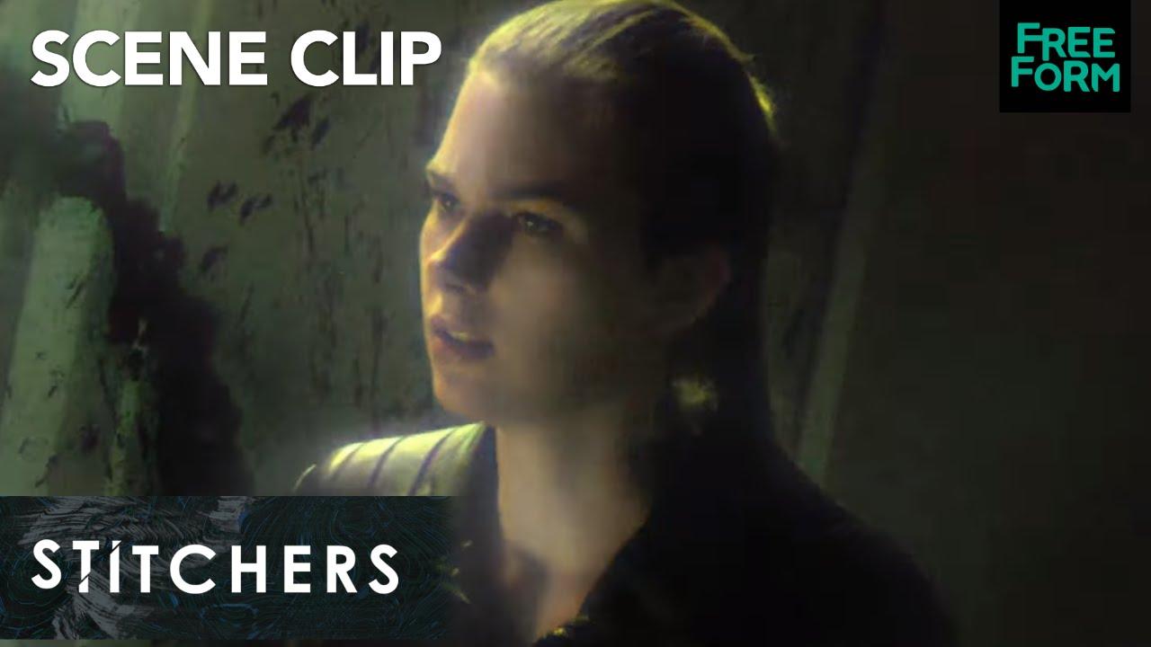 Download Stitchers   Season 3, Episode 3: Kirsten Struggles In The Stitch   Freeform