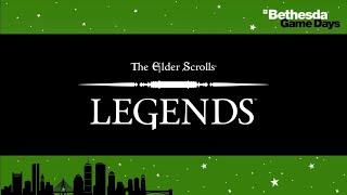 Bethesda Game Days – The Elder Scrolls: Legends Panel