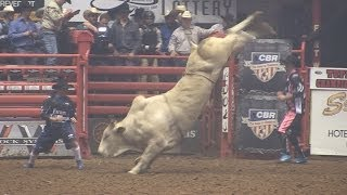 Texas-Rodeo Championship Bull Riding