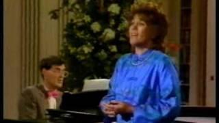 "Dame Kiri Te Kanawa sings ""Depuis le jour"" from ""Louise"""