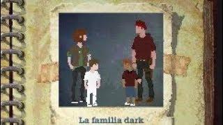 sheltered una familia muy unida