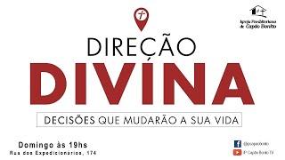 CULTO ONLINE - 29/11/2020 - Direção Divina 1