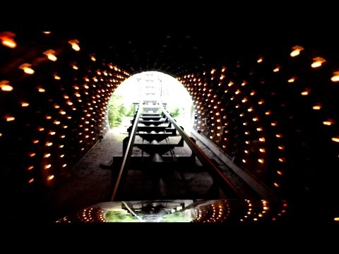 Demon Front Seat POV 2015 FULL HD Six Flags Great America