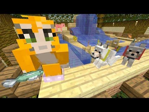 Minecraft Xbox - Fishy Fountain [397]