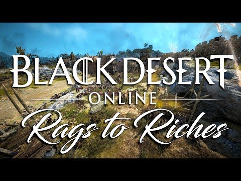 [BDO] Rags to Riches PART 5 - ULTIMATE SILVER GRINDING GUIDE