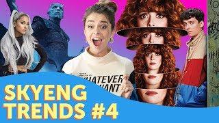 Хип-хоп Арианы Гранде, 9 концовок «Игры престолов» и Алла Пугачева на Netflix [Skyeng Trends]