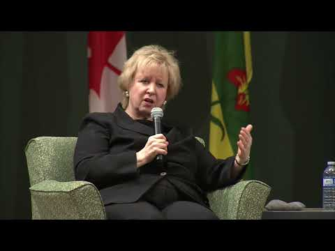 Canada 150 Conversation with former Prime Minister Kim Campbell
