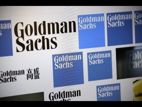 Economic Collapse a Certainty - Led by Goldman Sachs:  Trust in Jesus, not Money System