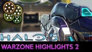 Halo 5: Guardians - Warzone Highlights 2