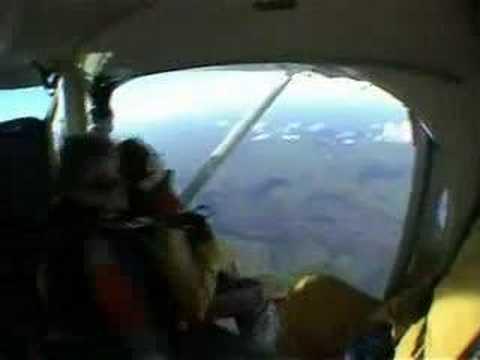 My Parachute Jump!