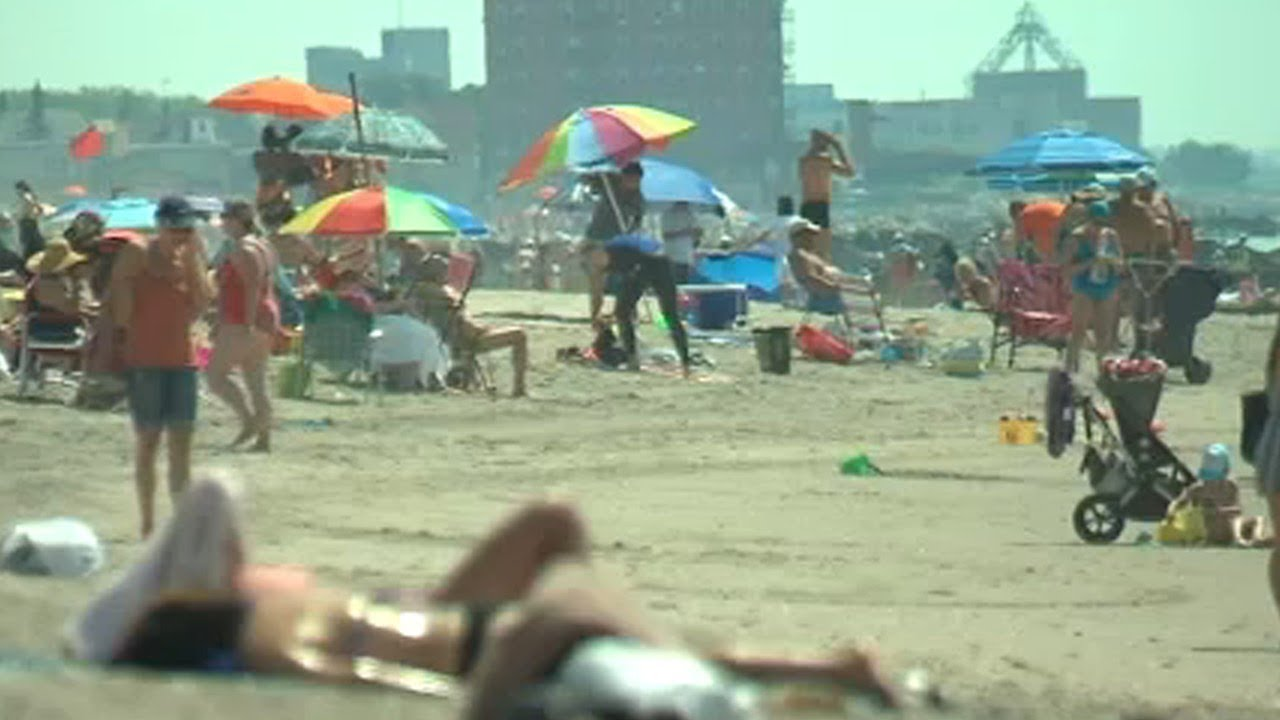 NYC beaches to reopen for swimming July 1