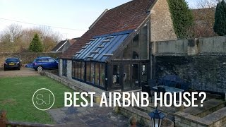 Gambar cover BEST AIRBNB HOUSE IN THE UK?