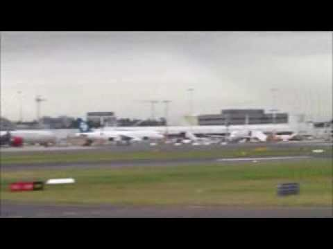 Tiger Airways TT 508 Melbourne (MEL) - Sydney (SYD)  Arrival