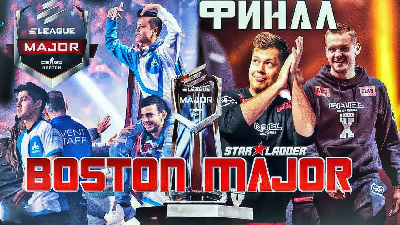 Cs Go Boston Major