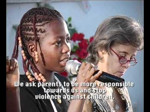 FORUM Violence Against Children Accra September 2010.mov