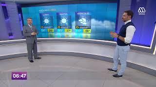 Calor de verano en Santiago: Revisa el pronóstico del tiempo para todo el país
