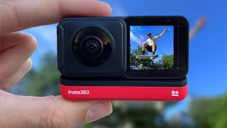 AI vs. Human: 360 video live edit