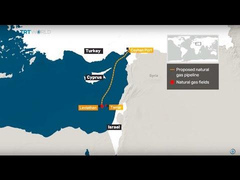 Money Talks: Turkey And Israel Hold Talks Over Gas Pipeline