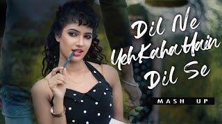 Dil Ne Yeh Kaha Hai Dil Se | Wada Raha | Mash up  | Biswajeeta | Heart Touching Love Story 2019