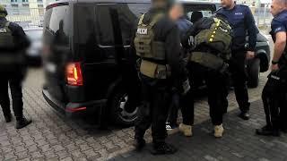 Napadł na pracowników kantoru. Został tymczasowo aresztowany (KPP Pisz)
