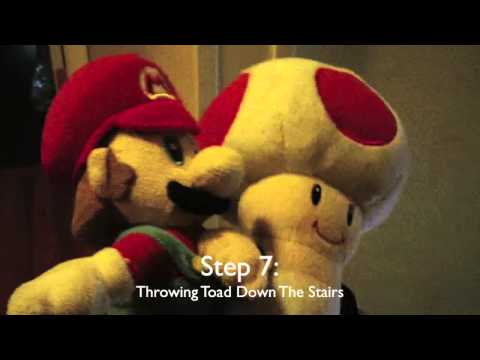 MarioPlushGang Contest Entry: TheSuperplushybros Short: 20 Ways To Kill Toad