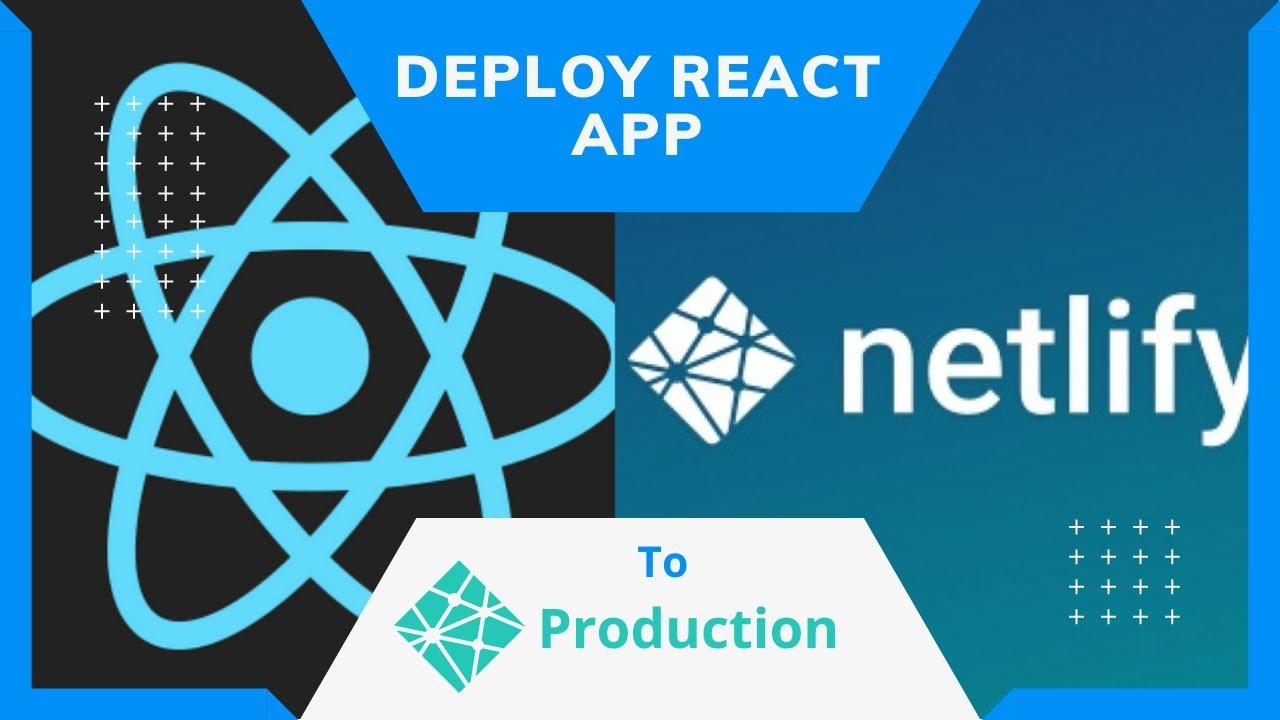 How to Deploy a React App &  Setup CI/CD