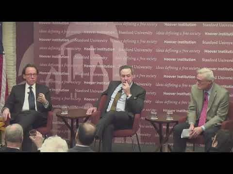 A Panel at the Hoover Institution, with Mark Lilla and Henry Olsen
