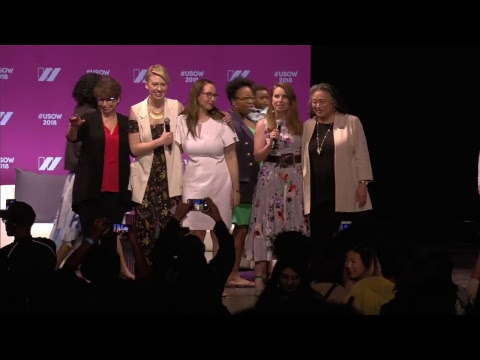 The 2018 United State of Women Summit Afternoon Session featuring Michelle Obama