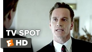 Steve Jobs TV SPOT - Super Star (2015) - Michael Fassbender, Kate Winslet  Movie HD