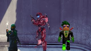 Fortnite x Halo 5 x Roblox Montage (When I grow up-NF)