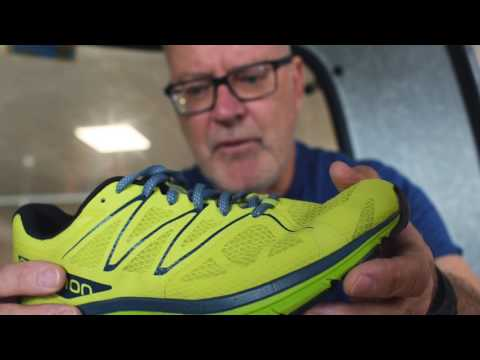 The Anatomy of a Running Shoe | Inside Salomon