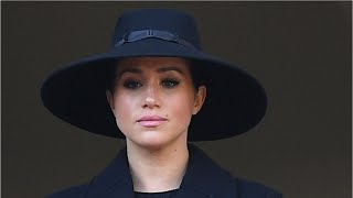Meghan Markle is 'not the victim'