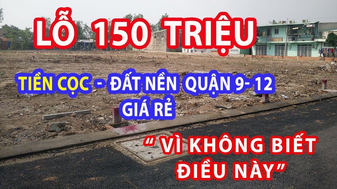 [Cảnh Báo Rủi Ro] Mất Cọc 150 Triệu/ Lô Đất Khi Mua Đất Nền Giá Rẻ (Vì Không Biết Điều Này) 2019