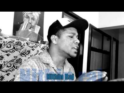 Showkali cover by Nithin raj   Achcham Yenbadhu Madamaiyada   A.R. Rahman   #AYMRapSmash