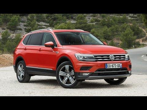 Volkswagen Tiguan Allspace 2018 Car Review