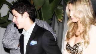 The story of Nick Jonas and Delta Goodrem.
