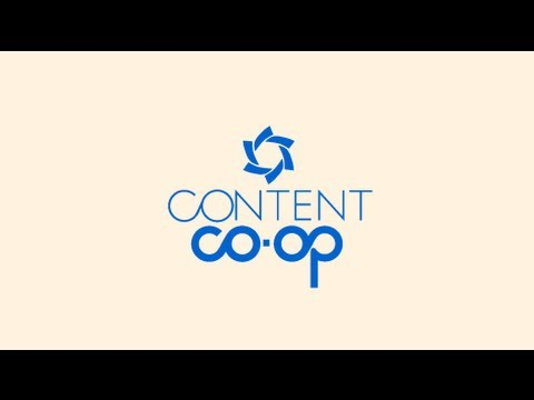 Content Co-op Motion Graphics Reel