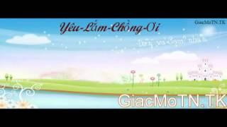 Thương Lắm Chồng Ơi-Triệu Minh